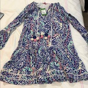 Lilly Pulitzer Percilla Tunic Dress